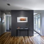 Grey Wall Accent