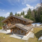 Group Ski Chalet French Alps Anchorage Rentals
