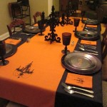 Halloween Dining Room Decorating Ideas Help The Party