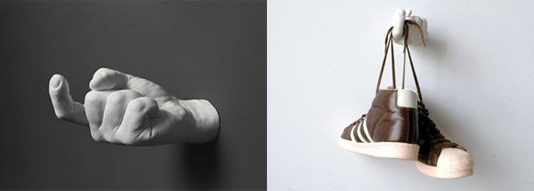 Hand Hook The Most Creative Wall Designs