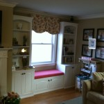 Hand Made Built Cabinetry Bookcases Window Seats Steve