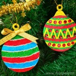 Hang The Paper Ornaments Your Christmas Tree Garland