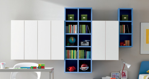 Hanging Bookcase Rens Bedrooms