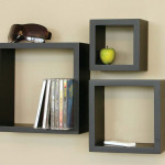 Hanging Shelves Become The Right Choice For Small Home Wood Simple