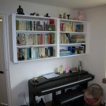 Hanging Wall Mounted Bookcase