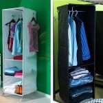 Hanging Wardrobe Tidy Organiser Clothes Shoe Storage Rack Ebay