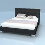 Headboard Mbe China Leather Bed Wooden Furniture