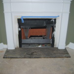 Hearth For The Fireplaces Are Installed