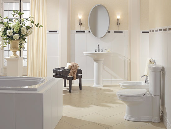 Here Are Some Steps Make Simple Bathroom Decorating Ideas