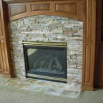 Here Home Portfolio Fireplaces Gas Fireplace Stone Surround