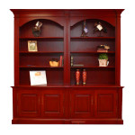 High End Bookcases Woodworking Project Plans