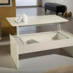 High Gloss Nadine Coffee Table Storage Space Various Colours