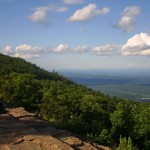 Hike Sunset Rock The Catskill Mountain House Great Northern