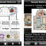 Hilfreiche Smartphone Apps Innendesign Space Planning Tool