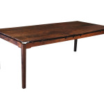 Hochberg Floating Top Dining Table The Joinery Portland Oregon