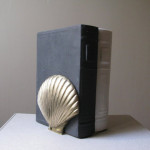 Hold Vintage Brass Shell Bookends Vandreyindustries Etsy