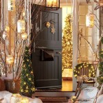 Holiday Front Doors Lighting Interior Design Ideas Blog