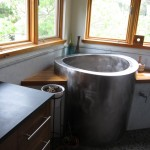 Home Bathroom Designs Wonderful Japanese Soaking Tubs For Small
