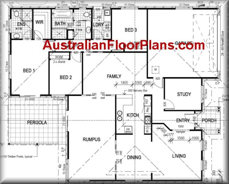 Home Builder House Plans