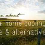 Home Cooling Tips And Energy Efficient Alternatives Sustainable