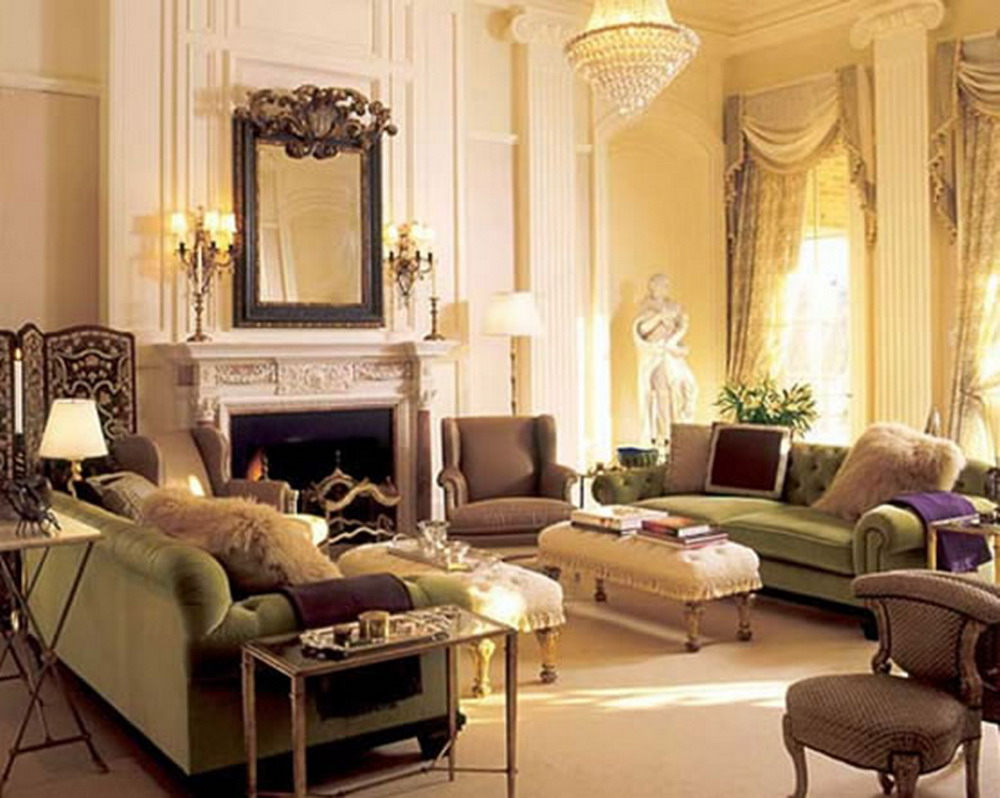 Home Decorating Common World Interior Decoration Pictures