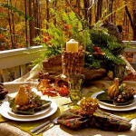 Home Decorating Ideas Using Fall Leaves