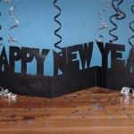 Home Decoration For New Year Party