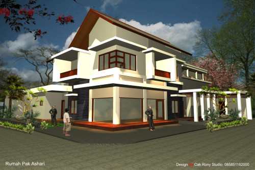 Home Design Exterior From Back Front Models Www