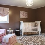 Home Design Jobs Baby Girl Nursery Ideas Pink And Brown