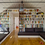 Home Design Library Ideas Modern