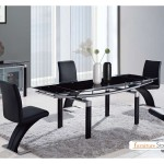 Home Dining Rooms Colors Black