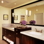 Home Dressing Some Simple Bathroom Decorating Ideas Great