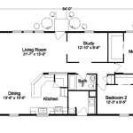 Home Floor Plan Manufactured And Modular Plans