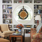 Home For Comfortable Living Place Modern Small Library