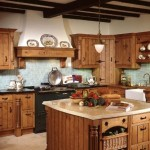 Home Ideas Country Living Room And Kitchen Design Style