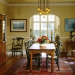 Home Interior Colors For Setting The Relaxing Mood Dining Room