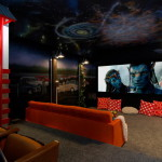 Home Interior Decor For Great Movie Entertainment Room