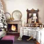 Home Interior Decorating For Christmas Your How Decorate Dining