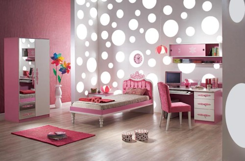 Home Interior Decorating Ideas For Girl Rooms