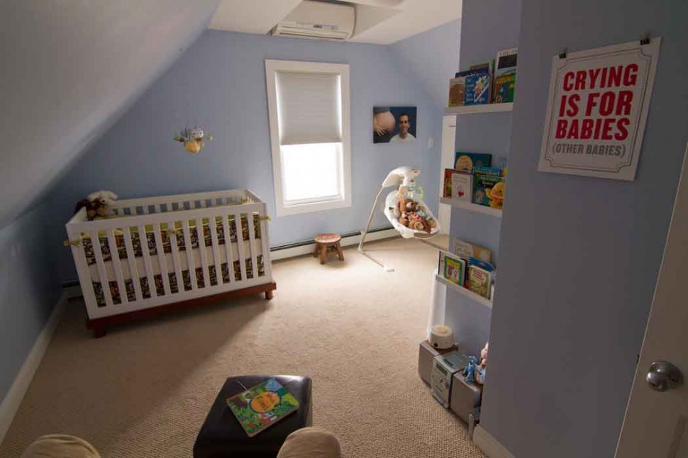 Home Interior How Create Your Attic Bedroom Baby