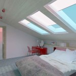 Home Interior How Create Your Attic Bedroom Bright