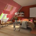 Home Interior How Create Your Attic Bedroom Design