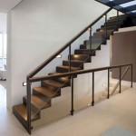 Home Interior Wood Stairs Design For Terraces