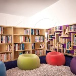 Home Library Design Awesome Modern Interior