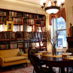Home Library Design Ideas Traditional
