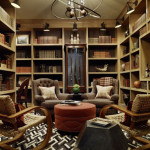 Home Library Designs Design Ideas Jay Dropping