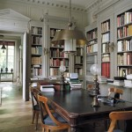 Home Library Designs Shelterness