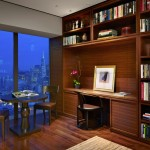 Home Library Top Benefits Downsizing Into Smaller