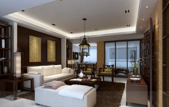 Home Living Room Designs Different Two Elements