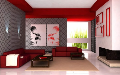 Home Living Room Paint Colors Design Red Scheme Bedroom Color